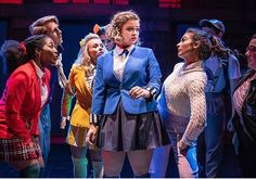 Track of the Week: I Say No – Heathers Broadway News, Broadway Theatre, Musical Theatre, New World Stages, Heathers Wallpaper, Jd And Veronica, Carrie Hope Fletcher, Heathers The Musical, Theatre Nerds