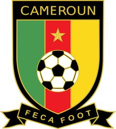 The World Cup 2014 Cameroon National Team is the country to receive a ticket for the World Cup Brazil. The Cameroon team has played in 6 World Cups Football Team Logos, Soccer Logo, National Football Teams, World Football, Football Soccer, Soccer Teams, Sports Logos, World Cup 2014, Fifa World Cup