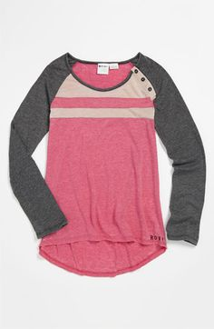 Roxy 'Snow Globe' Top (Big Girls) available at #Nordstrom