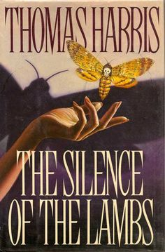 Scary Books: The Silence of the Lambs, by Thomas Harris