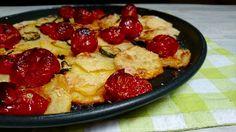 le verdure croccanti in piatto crisp sono delle verdure cotte molto velocemente con il piatto crisp del microonde per un contorno leggero e gustoso