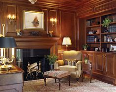 Wood color is about right... not too dark.  Boston Magazine Design Show House | Fallon Custom Homes & Renovations