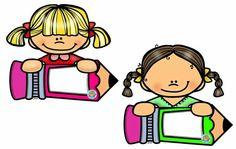Niñas Classroom Labels, Classroom Activities, Classroom Decor, Pre School, Back To School, School Labels, School Clipart, Borders And Frames, School Decorations