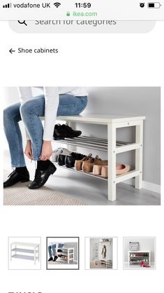 Shoe Rack, Room, Bedroom, Shoe Racks, Rooms, Rum, Peace