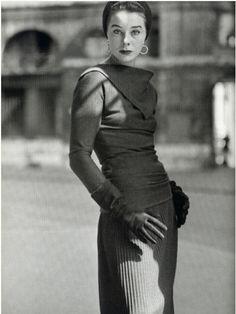 Bettina Graziani, 1950s