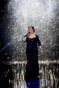Susan Boyle.....she's awesome!!!