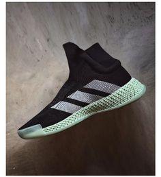Adidas FUTURECRAFT 4D Laceless (ASH GREEN HUE)