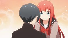 Resultado de imagen para Tsurezure children gifs Otaku, Manga Anime, Anime Art, Tsurezure Children, Tamako Love Story, Random Gif, Cute Anime Coupes, Gifs, Kids Wallpaper