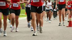 Study tracking runners' steps found sneakers make certain muscles work harder. Best Running Shorts, Running Injuries, What Happened To You, Sports And Politics, Things That Bounce, Joggers, Dads, Take That, Study