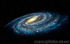 Milky Way Galaxy. The one we can call our own❤
