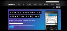 Lktato.blogspot.com: BBM no llegaría a iOS y Android el 27 de Junio