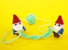 Mochimochi knitting gnomes!