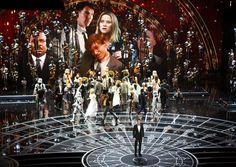 Oscars 2015 o la somnolencia. 5 cosas que han pasado en los Oscars #Oscars2015