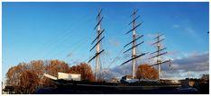 University Of Greenwich, Sailing Ships, Boat, Dinghy, Boats, Sailboat, Tall Ships, Ship