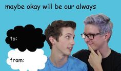 Who did this? I demand to know who cast these wreched feels upon TROYLER shippers.