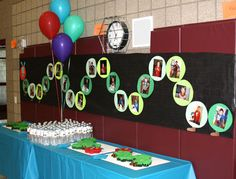 The Very Hungry Caterpillar Preschool Graduation Invite Decor Program Decorations