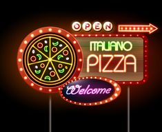 Add some pizzas to your establishment with Worry not; neon arts are highly durable and can be used for a whole range of commercial, personal, domestic and industrial purpose. This time jazz up your bar, restaurant or store front with our cool Commercial Signs, Illuminated Signs, Signage, Jazz, Purpose, Range, Industrial, Branding, Neon Signs