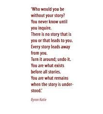 Image result for byron katie quotes