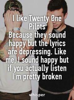 hmmm I should listen to them