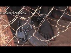 Las escalofriantes historias que contaron al Papa supervivientes del tráfico de personas - ROME REPORTS