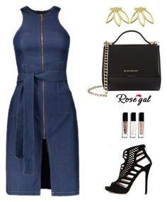 """""""Rosegal outfit idea #59"""" by wannanna ❤ liked on Polyvore featuring Givenchy"""