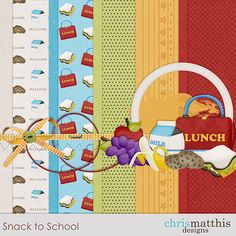 Snack to School