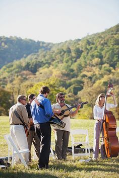 bluegrass music. Totally want one of these