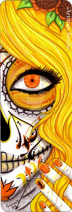 Yellow Death 1.5 by ArtimasStudio.deviantart.com on @DeviantArt