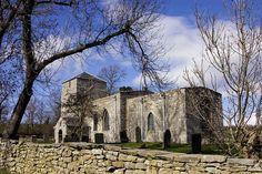 Edlingham Church by The Church Collector, via Flickr