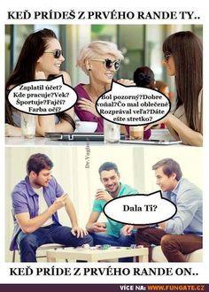 Když přijdeš z prvního rande ty… Carpe Diem, Funny Images, Haha, Jokes, Motivation, Humorous Pictures, Husky Jokes, Funny Pics, Ha Ha