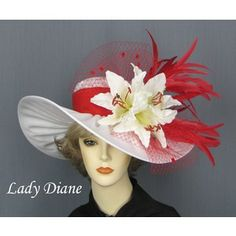 Kentucky Derby Hats for Women | ... Ascot Hats, Kentucky Derby Hats, Hat Boxes, Women's hats, Ladies hats