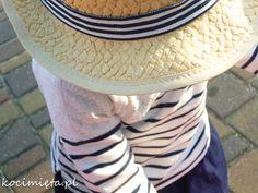 nie tylko zebra lubi paski  http://www.kocimieta.pl/2014/04/kapelusz-damski-czy-meski.html