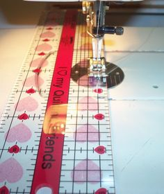 quilting tips, tricks and tools