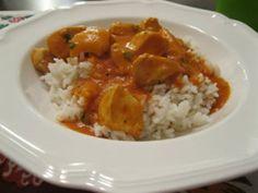 Poulet au beurre à la mijoteuse Grains, Rice, Cooking, Ethnic Recipes, Food, White Rice, Arroz Con Pollo, Noodles, Ethnic Food
