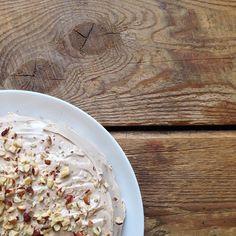 #recipeoftheday | Banana Nutella Cake by @tessa_stylesweetca via @thecakeblog #Padgram
