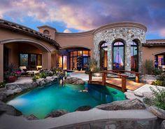 Muevelo Rico: Mira las mansiones de estos 8 famosos. La de Justin Bieber es la…
