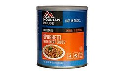 Mountain House Spaghetti with Meat Sauce no. 10 Can Emergency Survival Kit