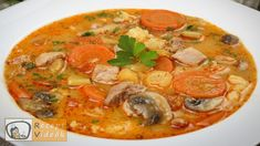 Thai Red Curry, Good Food, Cooking, Ethnic Recipes, Kochen, Brewing, Yummy Food