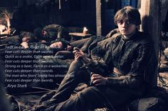 Game of Thrones quotes   Arya Stark  