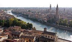 Verona, Northern Italy