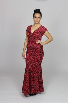 Kali Dress - : SHOP ONLINE-Womens : Resort Clothing Auckland, Resort Wear New Zealand, Samoan Dresses