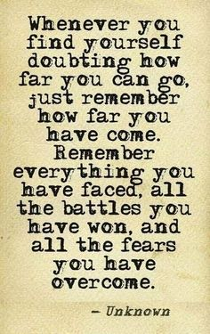 Love How Far You've Come #spoonie #disability