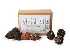 Best Stocking Stuffers - Seed Ball Kit