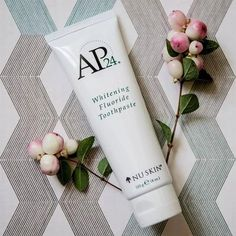 Ap 24 Whitening Toothpaste, Whitening Fluoride Toothpaste, Nu Skin, Beauty Magazine, Dry Brushing, Anti Aging Skin Care, Instagram, Skin Products, Beauty Box