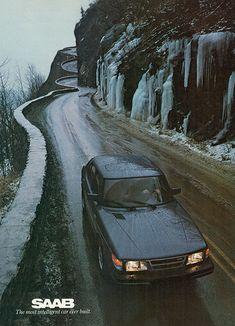 1984 Saab Turbo 4 Door Sedan