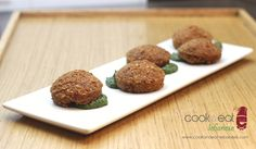 Falafel, Za'atar, Hummus - Lebanese food recipes.
