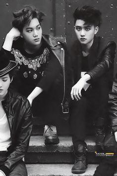[ KAI & D.O. ] - Die Jungs Photobook #exo