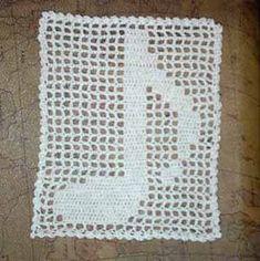 Music Filet Crochet Charts
