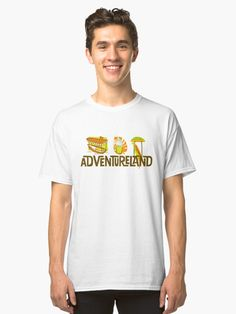 Adventureland Classic T-Shirt
