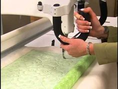 Additional Quilting Techniques II - YouTube (profs!!)